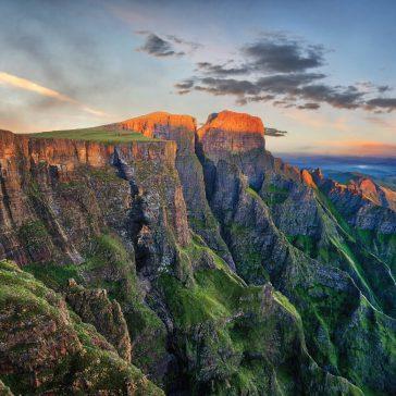 Drakensberg-Ampitheatre