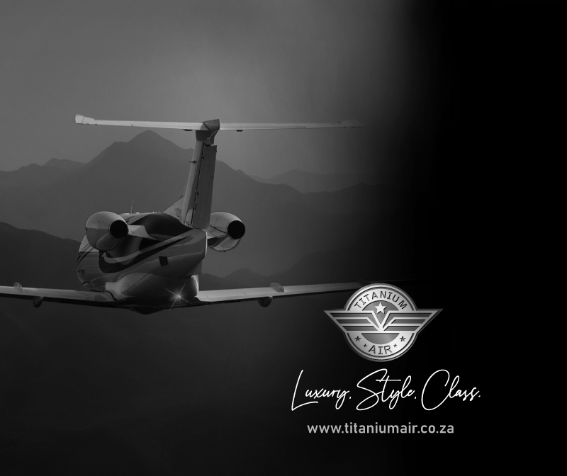 Private Charter flights Johannesburg South Africa