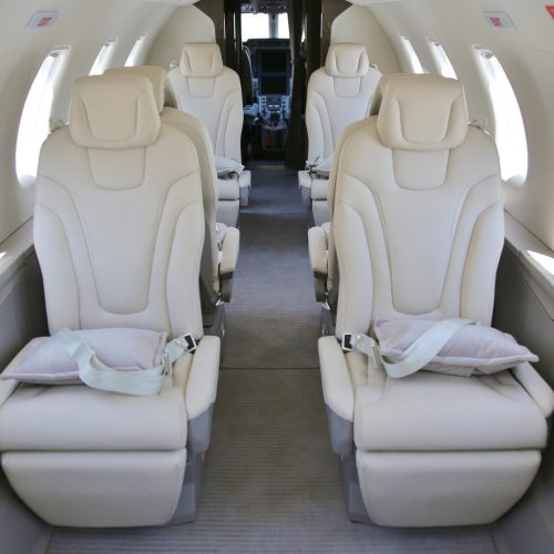 Bombardier Global Express Interior