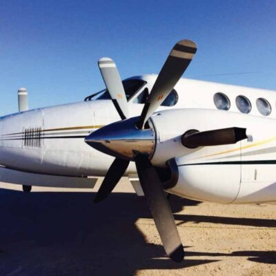 private-charter-flights-johannesburg-king-air-200